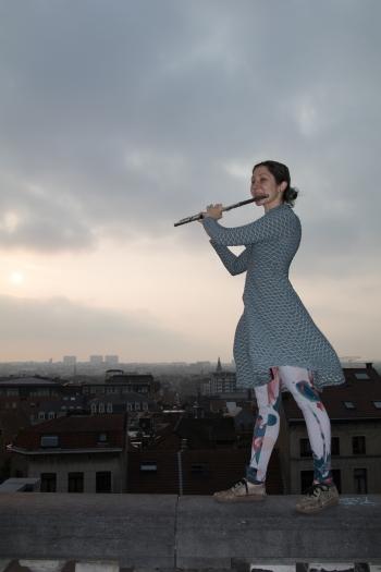 Photograph by Seba Stianski, Brussels, 2016.